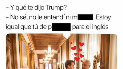 Los mejores memes del tour de AMLO por Palacio Nacional junto a Peña Nieto