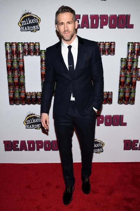 Premiere de 'Deadpool'