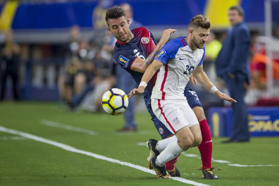 Resultado de imagen de Estados Unidos 2 - 0 Costa Rica Copa oro 2017