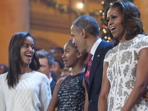 La familia Obama compartió muy emocionada el trigésimo seg...