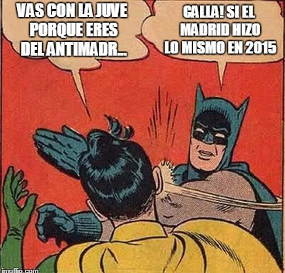 Los memes aprovecharon la '12' para darle duro a los anti-madridistas im...