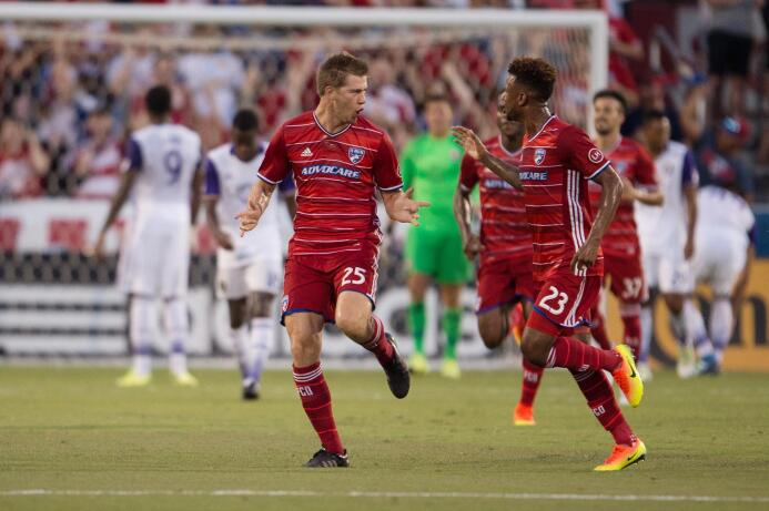 Equipo de la Jornada 17 de la MLS