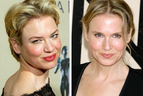 La estrella de cine ha cambiado su rostro por completo, aquellos ojitos...