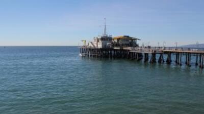 Playas de Santa Monica, San Pedro, Redondo Beach, laguna Beach y Hungtin...