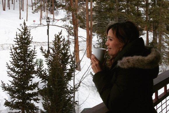 Colorado fue el frío pero bello lugar elegido para pasar unos días inolv...