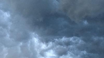 Nueva Jersey: De los rayos a un doble arcoíris en menos de una hora