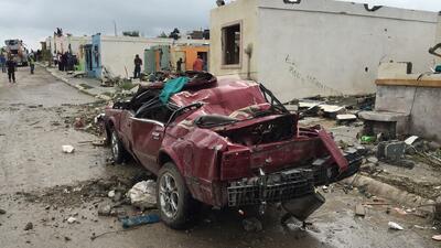 ¿Se pudo haber prevenido los efectos del tornado en México?