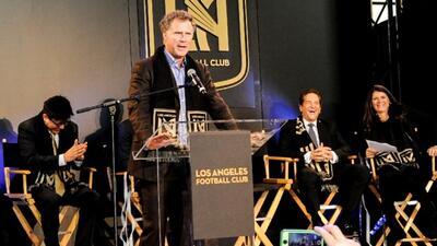 Will Ferrell es propietario de LAFC