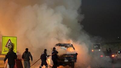 Hasta ahora, se reportan 14 muertos y 30 heridos en los disturbios suced...