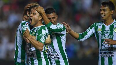 En fotos: Los Pumas se desmoronan tras una nueva derrota, ahora ante León