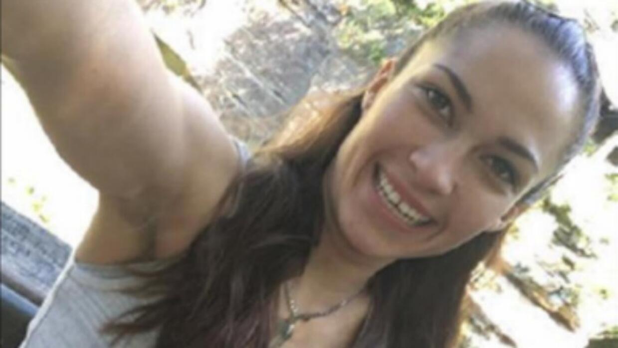 Martha 'Tica' Sanchéz, de 24 años, está desaparecid...