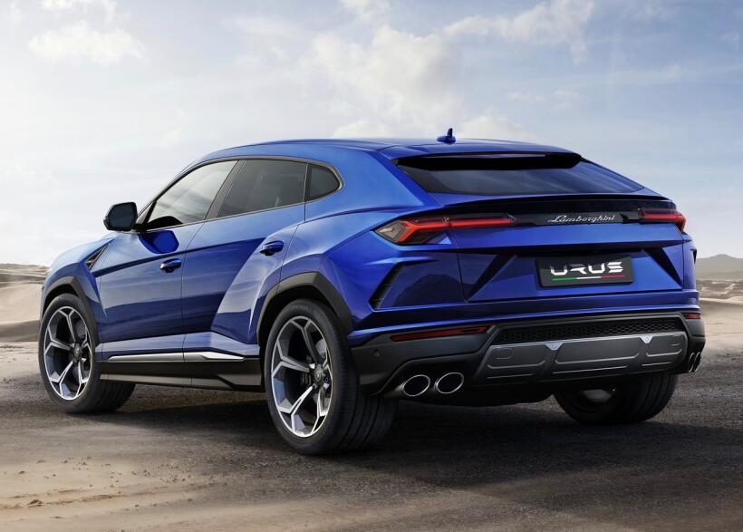La nueva Lamborghini Urus 2019 es la SUV más rápida en existencia, por e...