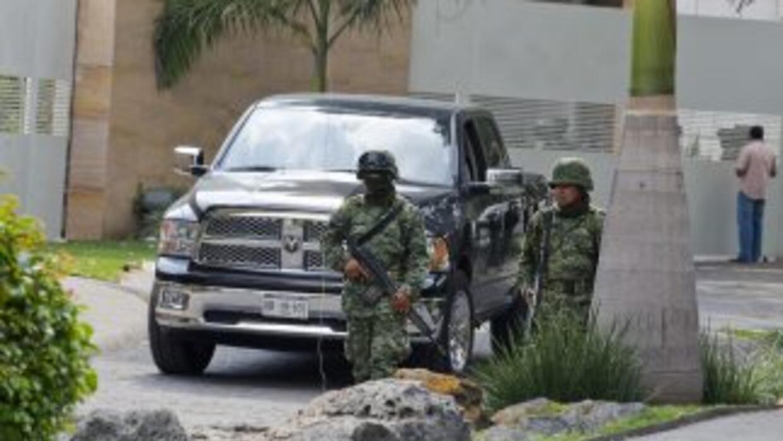 Morelos, al centro de México, es una de las entidades más afectadas por...