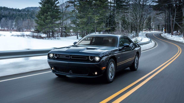 Dodge dio a conocer lo que será el nuevo Challenger GT 2017, el c...