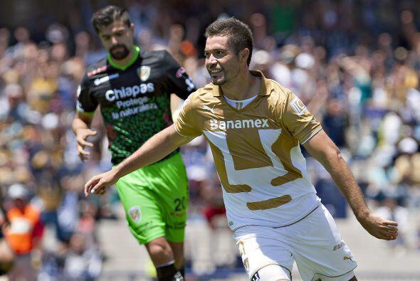 Jugó los 90 minutos, no recibió ninguna tarjeta, tiró cuatro veces a gol...