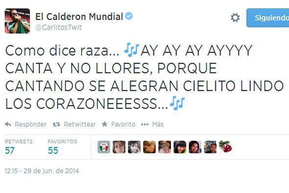 Muchas celebridades, no sólo mexicanas, expresaron su disgusto y...