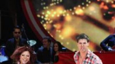 Diana Reyes fue eliminada en la décima noche de Mira Quién Baila.