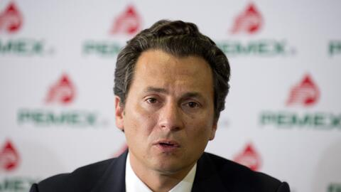 Emilio Lozoya, exdirector de Pemex. Alfredo Estrella/AFP/Getty Images
