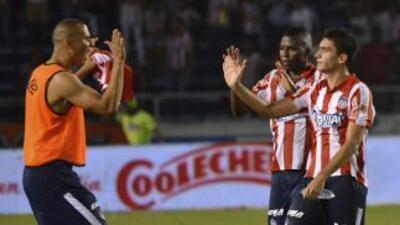 Junior Barranquilla tomó ventaja en la final de Colombia.