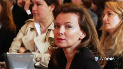 La primera dama de Francia fue hospitalizada