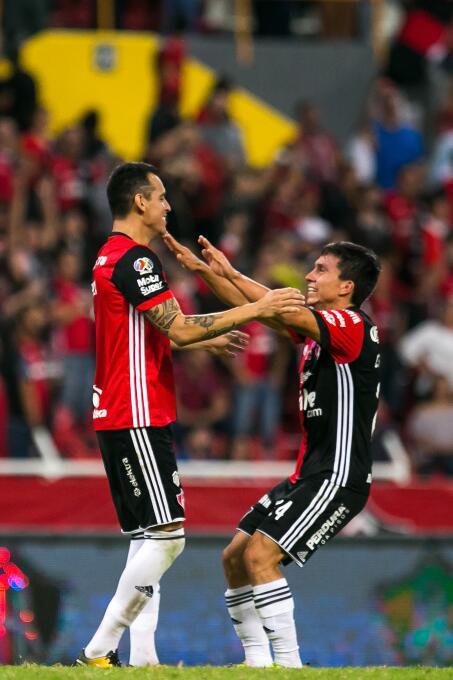 Fantasy Univision: Los mexicanos más destacados de la jornada 14 022-lui...