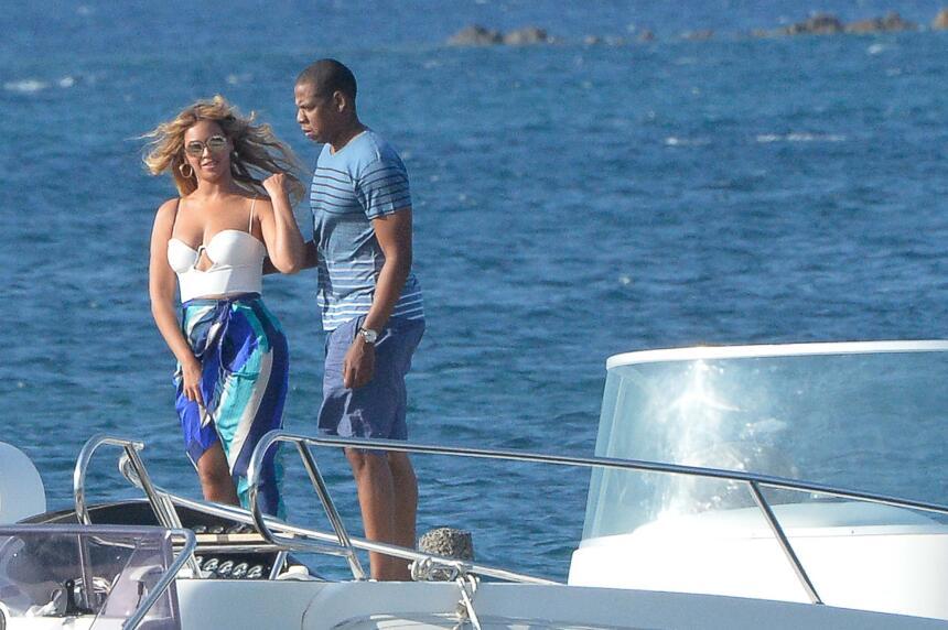 ¡Beyoncé y Jay Z están beso y beso! SALF_BYZCIL150916_14.JPG