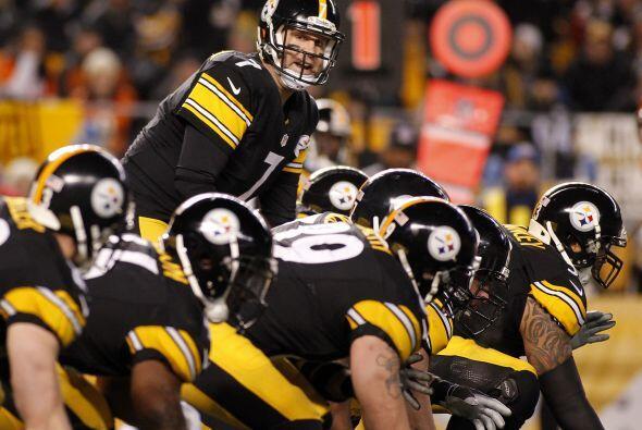 #2 Ben Roethlisberger, Pittsburgh Steelers.
