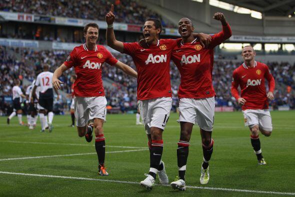 Después tenemos al subcampeón Manchester United, que en los últimos años...