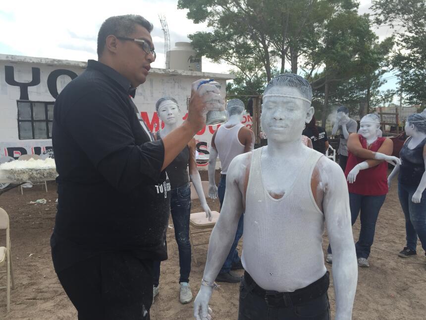 Carlos Margoya es el fundador del grupo. Como periodista, solía cubrir l...