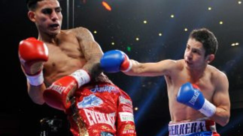 Mauricio Herrera no logró convencer a los jueces en un pareja pelea con...