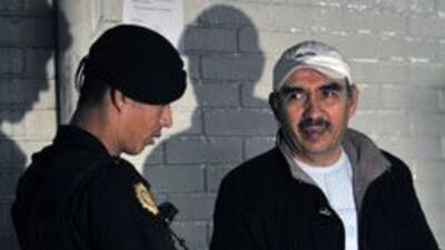 El ex presidente Alfonso Portillo fue trasladado a un penal militar por...