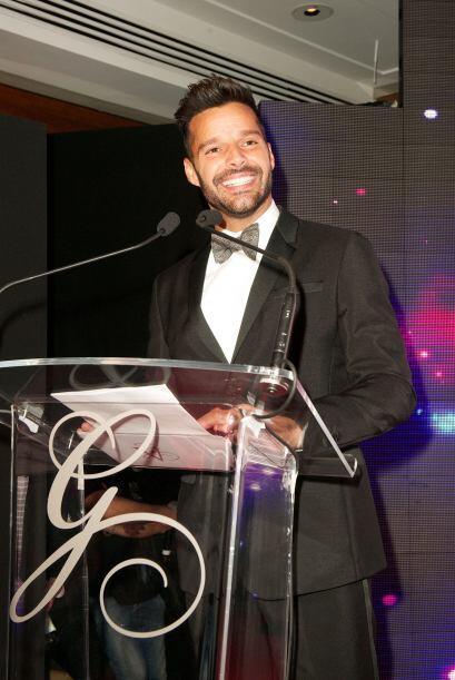 La 'Global Gift Gala' fue un evento que se llevó a cabo en Reino Unido,...
