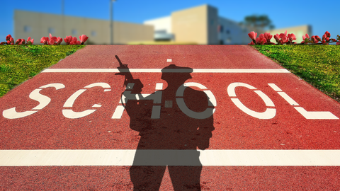 En promedio un tiroteo masivo ocurre cada 12,5 días en los Estado...