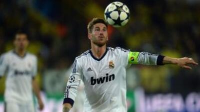 El capitán del Madrid espera que el equipo deje de lado los problemas in...