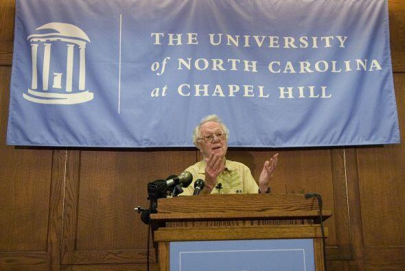 5 - Universidad de Carolina del Norte, Chapel Hill   Colegiatura: $7,694...