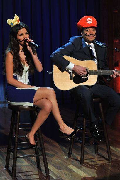 """Y es que un día antes Selena Gomez declaró en el programa """"'Late Show wi..."""