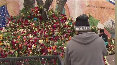 Con flores y oraciones: así fueron los diferentes homenajes a la Virgen de Guadalupe en Los Ángeles