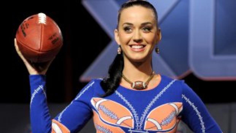 La cantante contó en rueda de prensa que su presentación en el Super Bow...