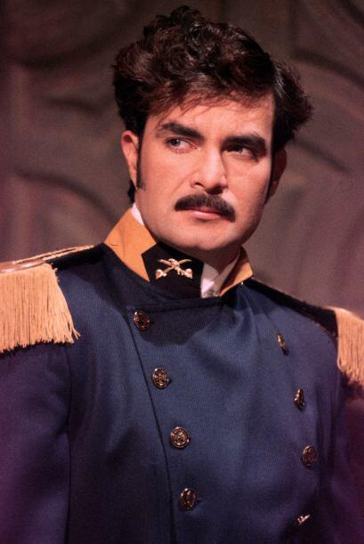 Mauricio siguió trabajando en telenovelas.