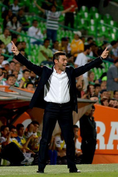 Santos genera algunas dudas en la liguiila, Cixinaha tiene malos números...