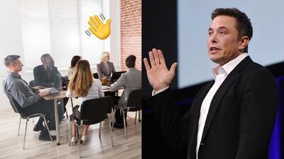 Omar odia las juntas en el trabajo y Elon Musk lo respalda
