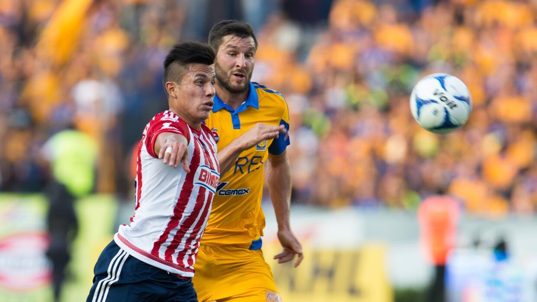 Tigres vs. Guadalajara