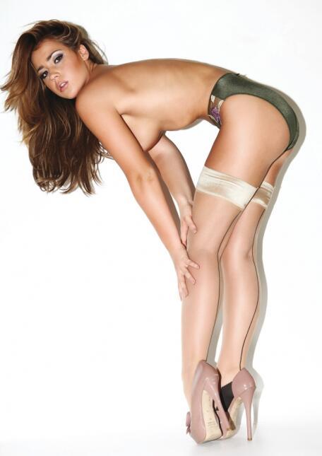 Genna Mullins es una modelo inglesa que ha robado los suspiros de los af...