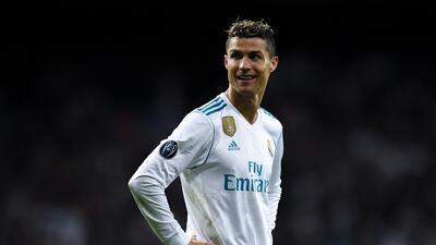 Ronaldo estaría disponible para la final de la Champions League ante Liv...
