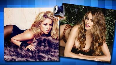 ¡Duelo de colombianas! Shakira vs. Sofía Vergara, ¿quién gana?