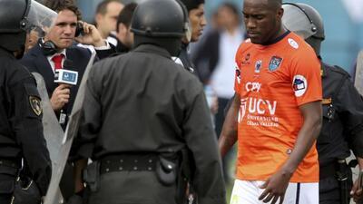 El panameño, jugador de Juan Aurich, recibió insultos racistas por parte...