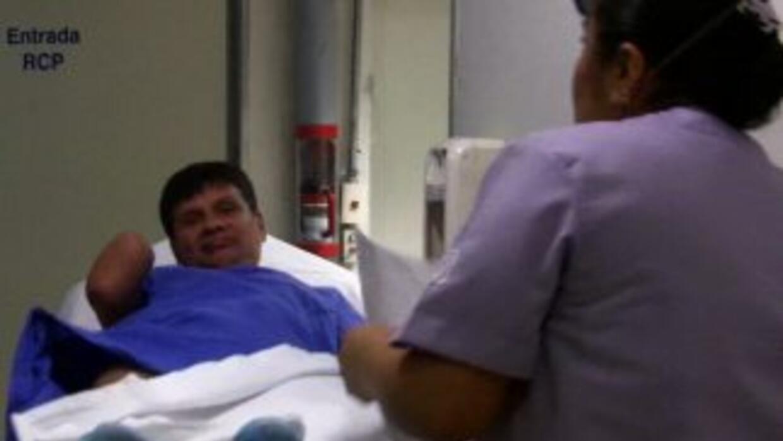 Gabriel Martínez, receptor del primer transplante de brazos en América L...