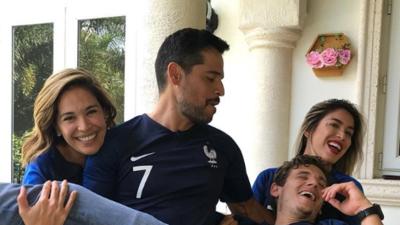 En fotos: Karla Martínez tuvo un domingo de fiesta (y estuvo feliz con su sobrino Gael)