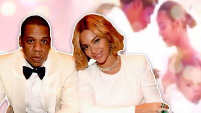 Así nos enteramos que Beyoncé y Jay Z renovaron sus votos matrimoniales (con todo y foto).