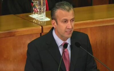 Vicepresidente de Venezuela rindió informe del país en la Corte Suprema...